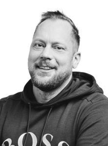 Daniel Holmström